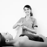 Akupunktmeridian Massage